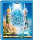 BLU-RAY MOVIE Blu-Ray SECRET OF THE WINGS
